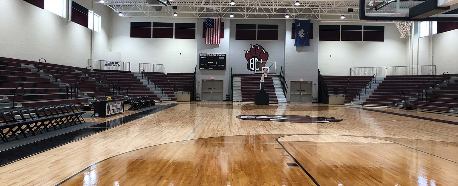 BC High School Arena